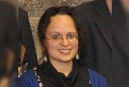 Portrait of Elissa Goodrich