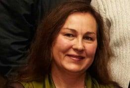 Portrait of Joanne Oliver