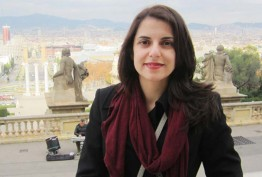 Portrait of Christine Eid