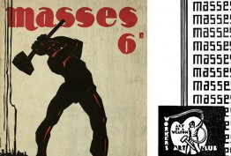 'Masses', Art Workers' Club journal from 1932