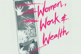 Poster from 4th ALP National Women's Conference 1986