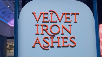 Velvet, Iron, Ashes