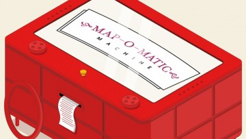 Illustration of a red box whose name is map-o-matic