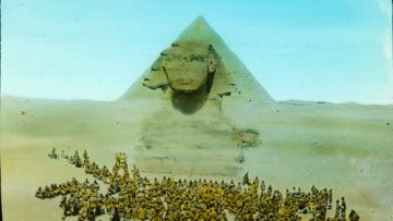 Seeing the sights in Egypt