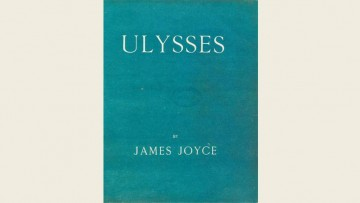 James Joyce's 'Ulysses', Shakespeare and Company, Paris, 1922