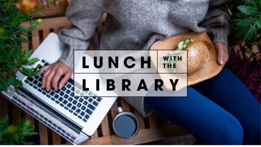 Lunch with the library