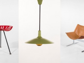 Clement Meadmore designs x 3