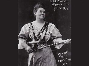 Photo of Florence Ewart