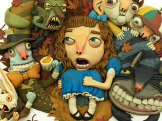 Claymation characters for animation