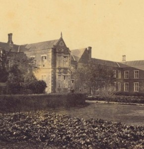 The Orphan asylum Emerald Hill