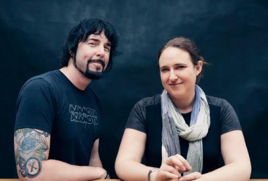 Amie Kaufman and Jay Kristoff