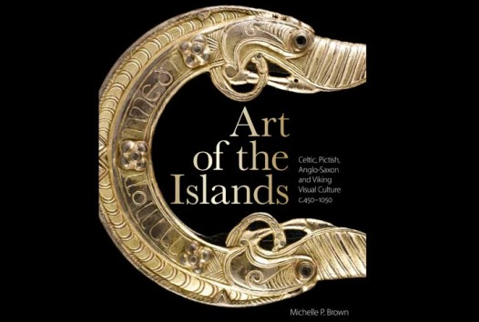book cover: The art of the islands