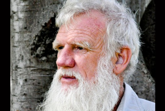 portrait of man with beard: Bruce Pascoe