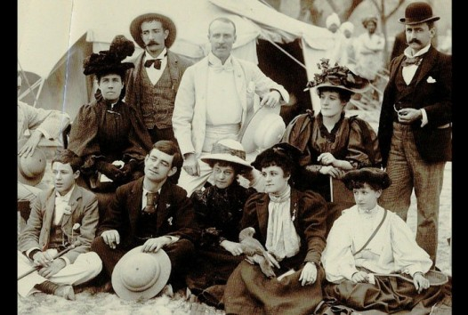 group of people in the 19th century