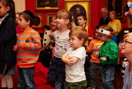 Children at Storytime